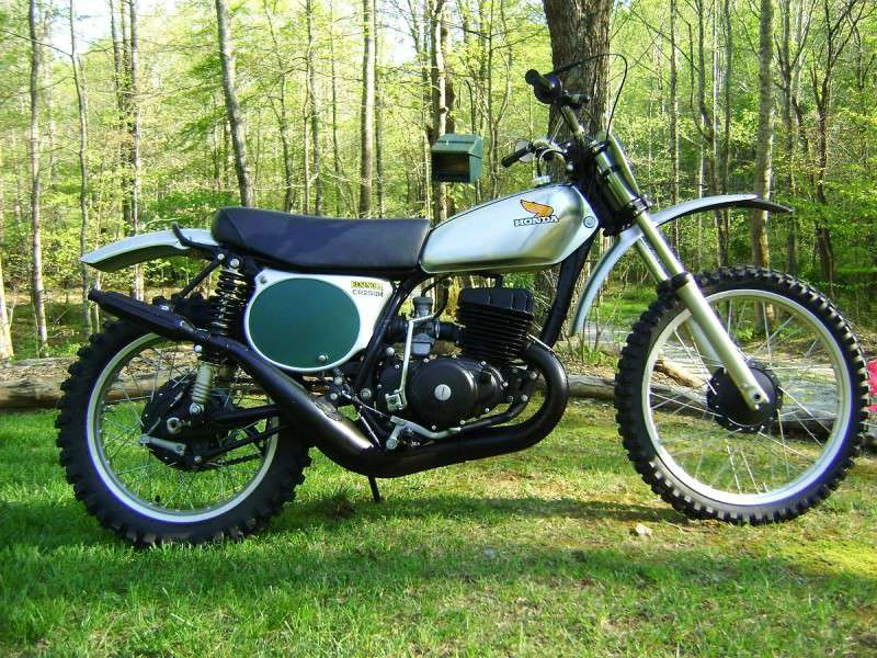 honda cr 250m elsinore